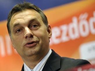 Premierul Ungariei: Inca nu e momentul sa intervenim in reorganizea teritoriala din Romania