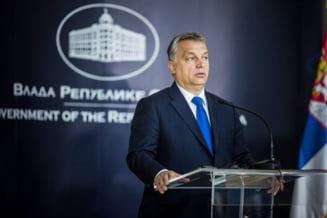 Premierul Ungariei: Maghiarii n-au nimic de sarbatorit de Ziua Nationala a Romaniei. E mai bine sa-ti asumi conflictul sincer