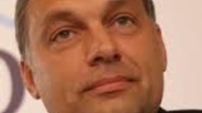 Premierul Ungariei, intampinat cu proteste in Transilvania: Viktor Orban, un dictator
