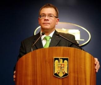 Premierul Ungureanu, pe primul loc in topul increderii - sondaj CSOP