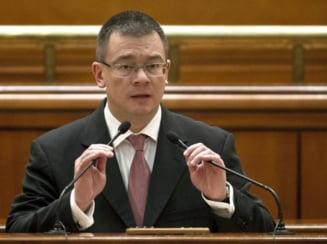 """Premierul Ungureanu cere """"normalitate"""" de la Ministerul de Interne"""