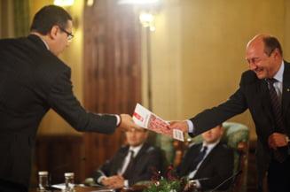 Premierul Victor Ponta incepe sa se dea in spectacol (Opinii)