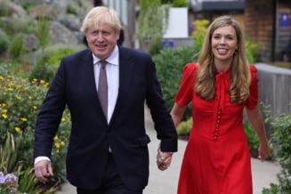 Premierul britanic Boris Johnson și soția sa, Carrie, așteaptă încă un copil