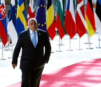 Premierul bulgar Boyko Borissov cere demisia a trei ministri in urma unor speculatii