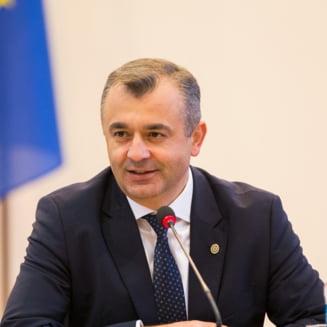 Premierul de la Chisinau: Medicii romani au oportunitatea sa invete de la medicii nostri cum se trateaza coronavirusul