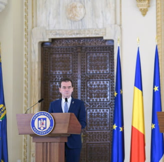Premierul desemnat Ludovic Orban a prezentat prioritatile noului guvern: Am incredere in toti partenerii