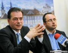 Premierul desemnat Ludovic Orban negociaza cu partidele pentru a obtine sustinerea guvernului
