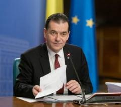 Premierul desemnat a anuntat oficial lista ministrilor. Masuri si obiective asumate de Guvernul Orban II