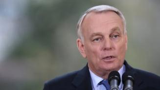 Premierul francez: I-am spus lui Ponta de doua ori ca Romania nu intra in Schengen
