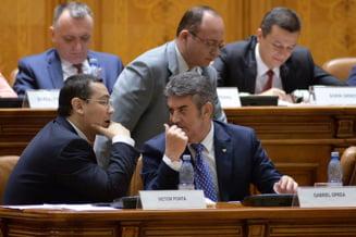 Premierul interimar Gabriel Oprea: Pot sa nu sustin propunerea lui Ponta?