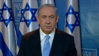 """Premierul israelian: Recunoasterea unui stat palestinian de catre Franta ar fi o """"grava eroare"""""""