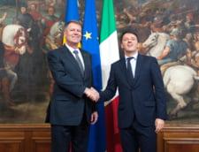 Premierul italian, sprijin ferm pentru aderarea Romaniei la Schengen