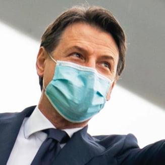 Premierul italian Giuseppe Conte si-a prezentat demisia. Presedintele Mattarela incepe consultarile cu partidele pentru iesirea din criza