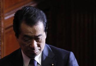 Premierul japonez a demisionat
