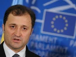 Premierul moldovean Vlad Filat vine la Bucuresti, pentru summit-ul Dunarii