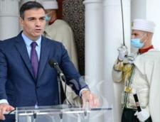 Premierul spaniol, Pedro Sanchez sustine decizia guvernului de a restabili un lockdown partial in Madrid
