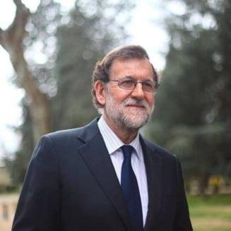 Premierul spaniol Mariano Rajoy: Nu a fost niciun referendum pentru independenta in Catalonia