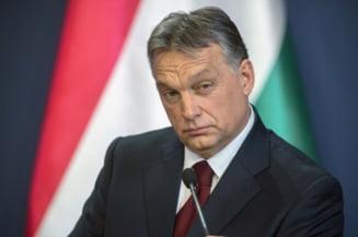 Premierul ungar: Liderii UE sunt in lumea viselor. Din cauza imigrantilor, Europa risca sa dispara