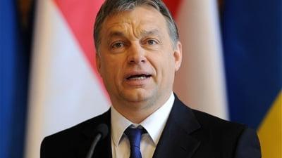 Premierul ungar Viktor Orban, vizita privata in Romania