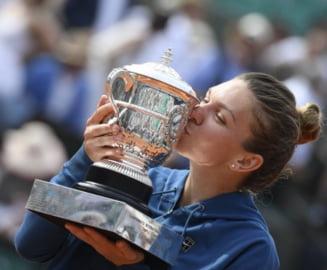Premii marite la Roland Garros: WTA anunta cat a primit Simona Halep in urma cu 12 luni si cat e recompensa anul acesta
