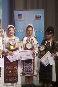 Premii pentru elevii Scolii Populare de Arte