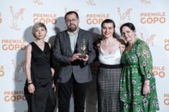 """Premiile Gopo 2021: """"colectiv"""" - cel mai bun lungmetraj, Mihai Calin - cel mai bun actor in rol principal/ Lista completa a castigatorilor"""