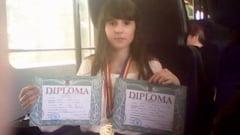 Premiu international special pentru o eleva din Iasi