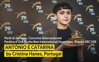 Premiu pentru un regizor roman la Festivalul de Film de la Locarno