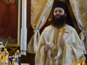 Preot, in biserica: Votati Victor Ponta! Amin!