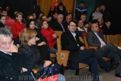 Preot targovistean, in campanie electorala pentru Victor Ponta!