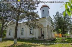 Preoti si biserici la sat Parohia Dunarea, judetul Constanta (galerie foto)