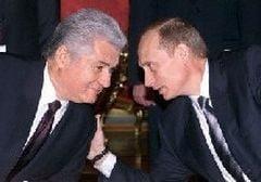 Presa: Voronin nu s-a inteles cu Putin in privinta Transnistriei
