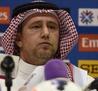 Presa araba anunta ca Reghecampf va fi demis de seici