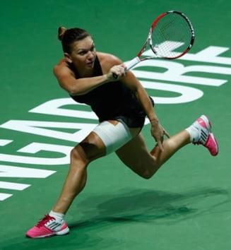 Presa britanica: Iata de ce Simona Halep va castiga Australian Open