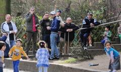 Presa britanica: Romanii si bulgarii acapareaza Germania, terorizand populatia