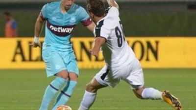 Presa britanica reactioneaza dur dupa ce Astra a eliminat West Ham din Europa League