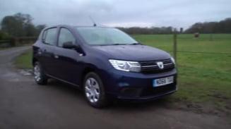 Presa britanica testeaza pe termen lung Dacia Sandero - care sunt primele concluzii