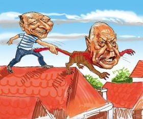 Presa de azi: Basescu se schimba la fata, cei 322 sunt buni acum