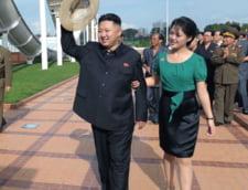 Presa din Coreea de Sud scrie ca dictatorul Kim Jong-Un ar avea un al treilea copil