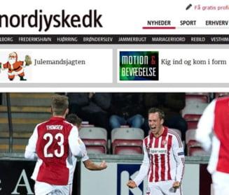 Presa din Danemarca, despre infrangerea Stelei