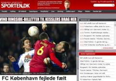 Presa din Danemarca, despre meciul Copenhaga - Steaua