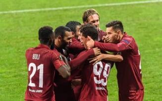 Presa din Franta, despre victoria lui CFR Cluj impotriva lui Rennes