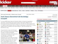 Presa din Germania: Danke, Steaua!