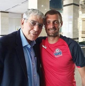 Presa din Israel anunta ca Tamas va fi dat afara de Hapoel: Romanul s-a inteles deja cu o noua echipa!