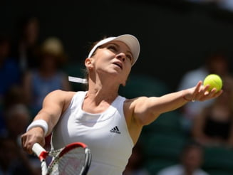 Presa din Italia: Iata pana unde va ajunge Simona Halep la Wimbledon
