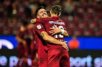 Presa din Italia, despre victoria obtinuta de CFR Cluj in fata celor de la Lazio Roma