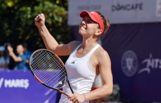 Presa din Italia, dupa ce Romania a pierdut singurul turneu WTA din tara noastra: Pare incredibil, nici macar Simona Halep nu l-a putut salva