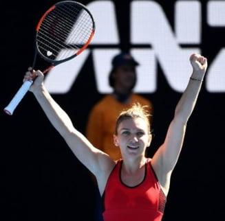 Presa din Marea Britanie prezinta 5 motive pentru care Simona Halep va castiga Australian Open 2018