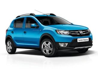 Presa din Portugalia: Dacia Sandero Stepway, o masina anti-criza