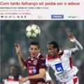 Presa din Portugalia, despre CFR Cluj - Braga